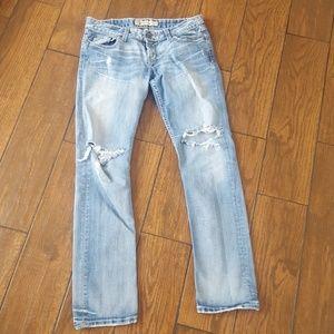 BKE Madison skinny jeans sz29x31.5